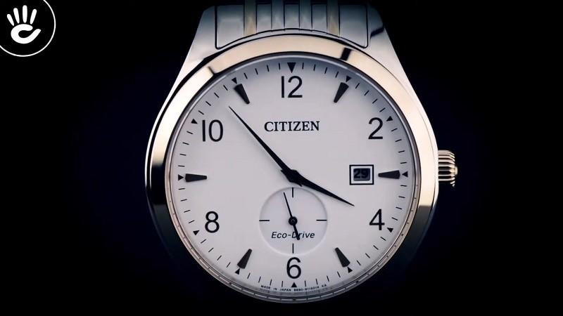 Đồng hồ Citizen BV1104-54A: Năng lượng Eco-Drive bền bỉ-2