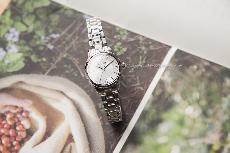 Đồng hồ Citizen EJ6081-54A: Phong cách tối giản, giá rẻ - ảnh 1