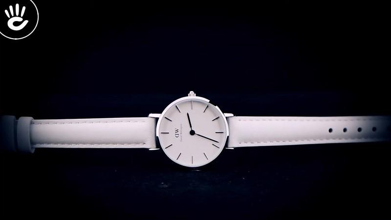 Đồng hồ Daniel Wellington DW00100250: Thiết kế siêu mỏng 6mm-1