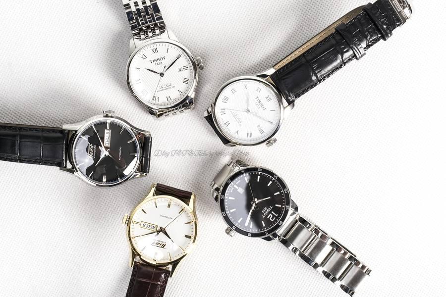 Đồng hồ Tissot giá dưới 2 triệu có phải là hàng thật không