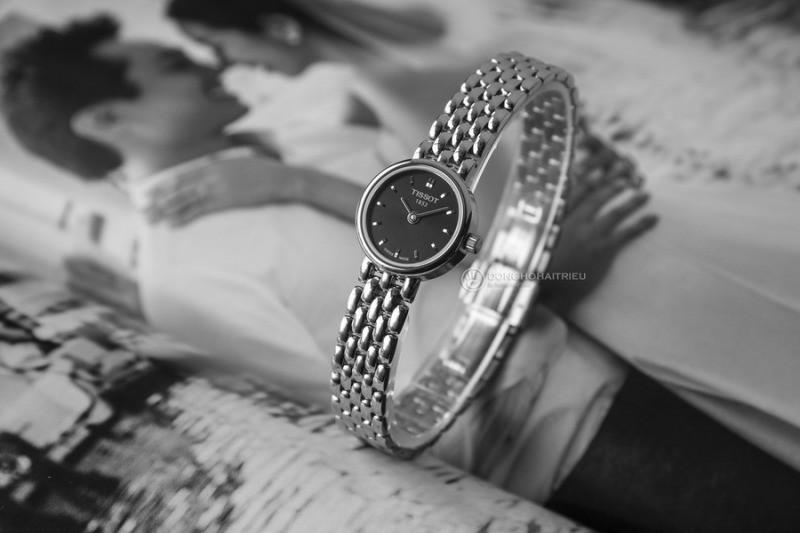 Đồng hồ Tissot Tissot Lovely mang vẽ đẹp nhỏ nhắn, thanh mãnh