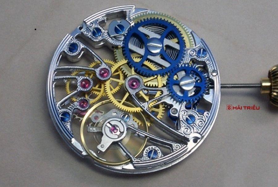 Bộ máy đồng hồ Tissot theo tiêu chuẩn Swiss Made luôn chất lượng hơn đồng hồ Tissot giá dưới 2 triệu