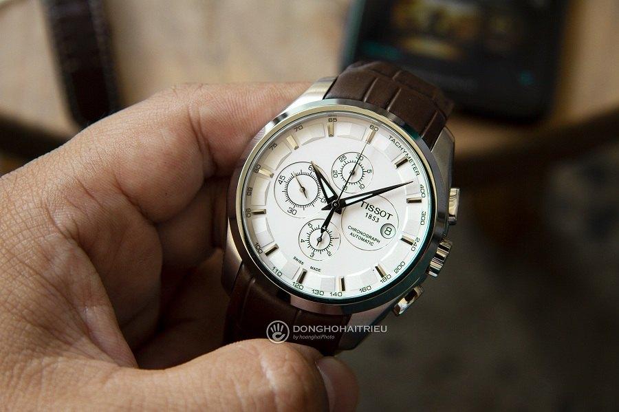 Đồng hồ Tissot Fake loại 1 tphcm có không - Ảnh 7