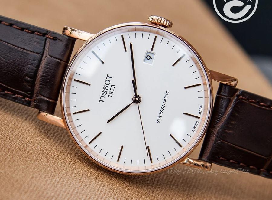 Lịch sử đồng hồ Tissot Everytime