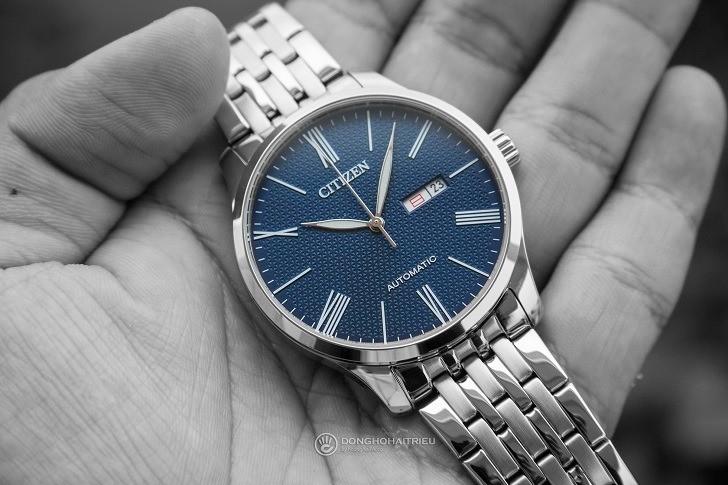 Đồng hồ citizen japan movt NH8350-59L luôn tạo cơ sốt trên thị trường