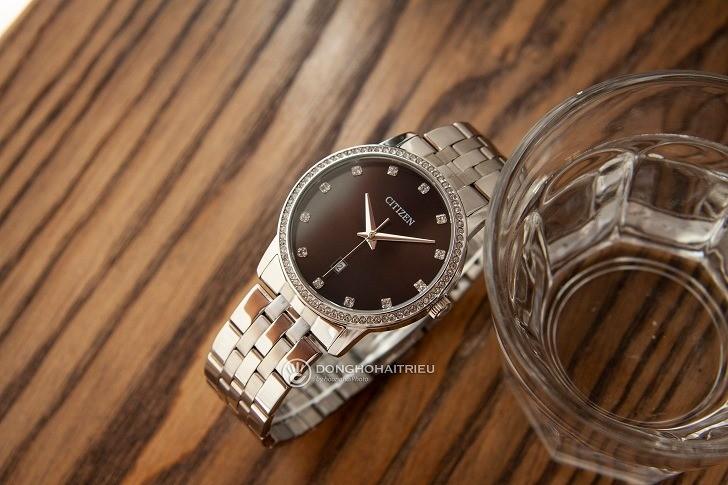 Chiếc đồng hồ Japan Movt đến từ thương hiệu đồng hồ nổi tiếng