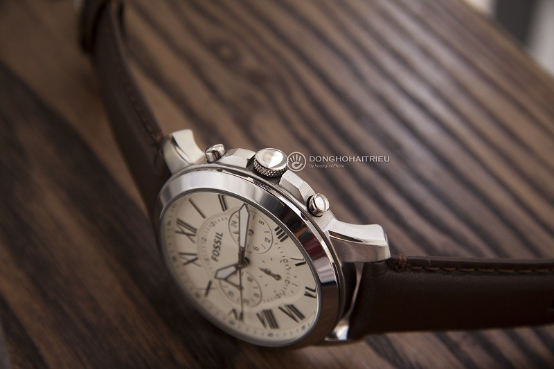 Review đồng hồ Fossil FS4735IE: Sở hữu Chronograph tiện dụng-4