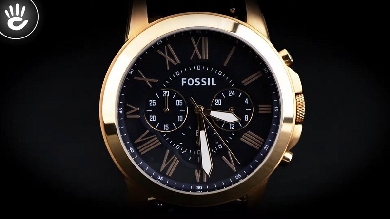 Review đồng hồ Fossil FS4835: Chronograph thể thao tiện dụng-2