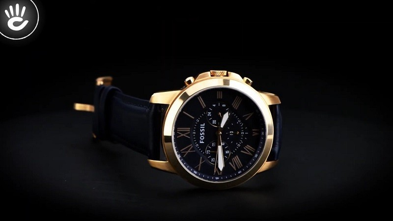 Review đồng hồ Fossil FS4835: Chronograph thể thao tiện dụng-4