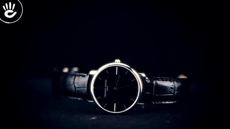 Đồng hồ Frederique Constant FC-200G5S36: Cọc số mỏng tinh tế-1