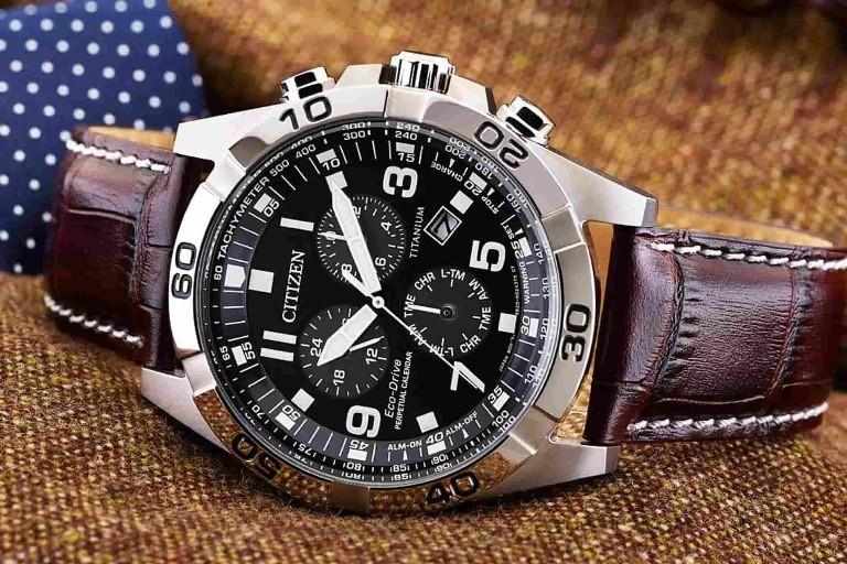 Đồng hồ cơ chạy đúng ngày giờ sau khi thực hiện các bước chỉnh chỉnh ngày đồng hồ cơ